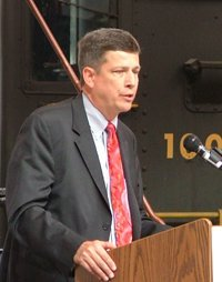 Maryland Secretary of Transportation John D. Porcari