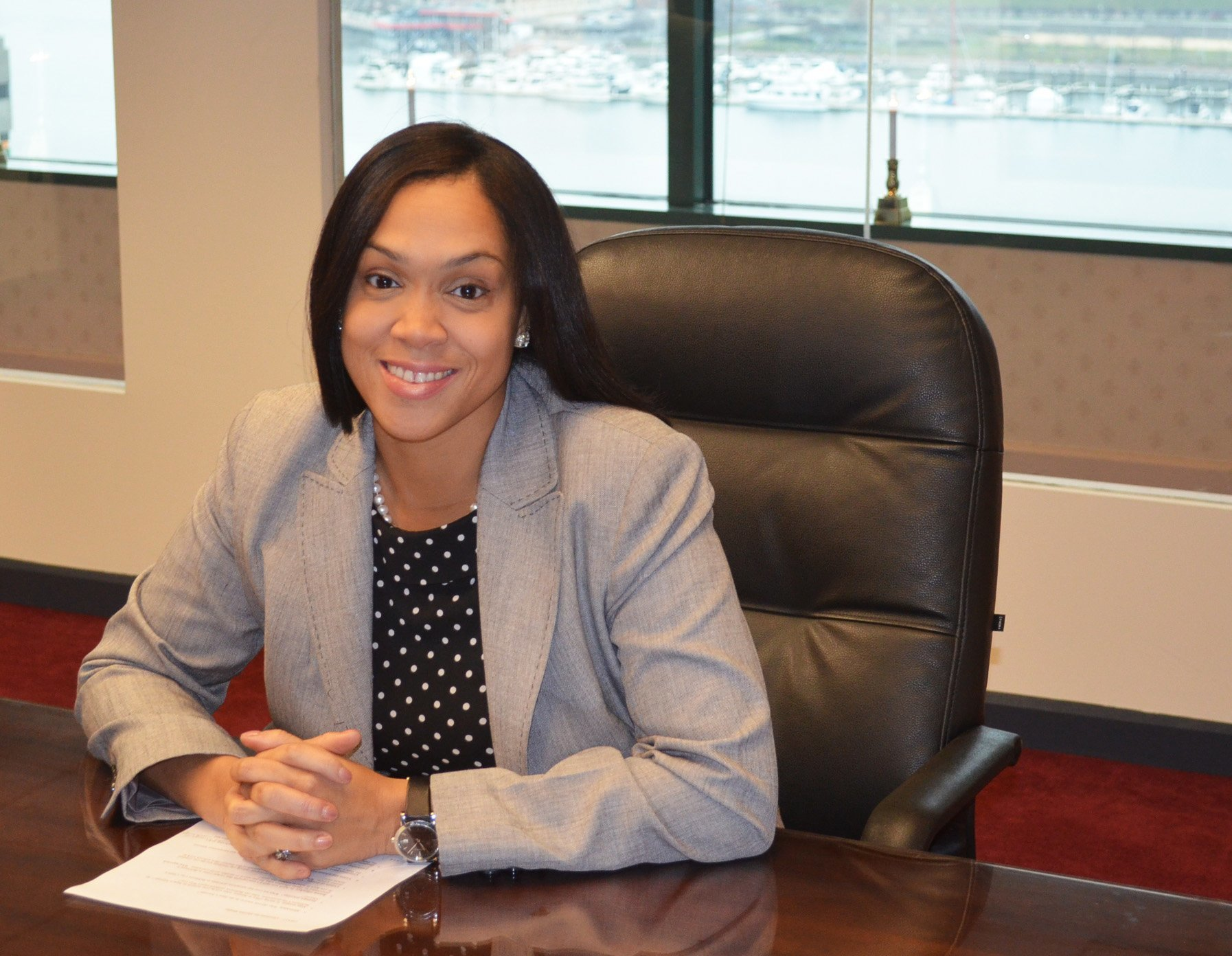 City's new State's Attorney Marilyn Mosby seeks to build trust