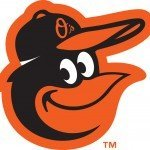 Cartoon Oriole bird - FROM THE ORIOLES
