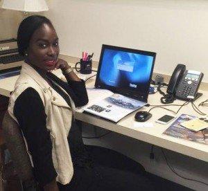 GBC Hire One Youth intern spotlight: Tynefa Mason