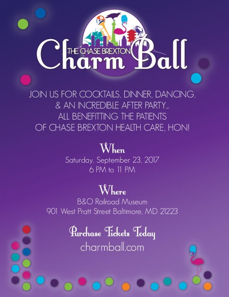 The Chase Brexton Charm Ball @ B&O Railroad Museum | Baltimore | Maryland | United States