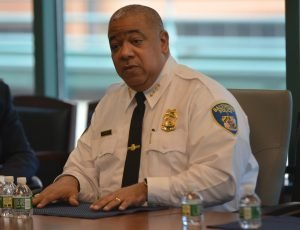 SOLD OUT: Newsmaker Breakfast: Meet Baltimore Police Department Acting Commissioner Michael Harrison @ Greater Baltimore Committee