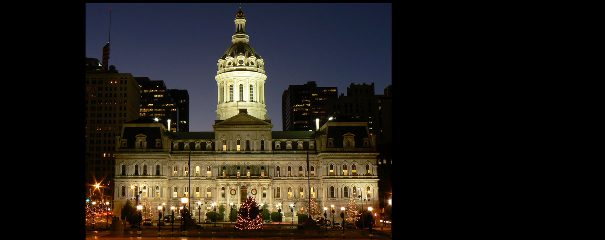 Baltimore City Hall header