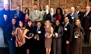 Bridging the Gap Achievement Award Winners
