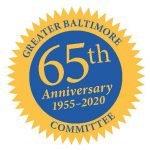 GBC at 65 logo