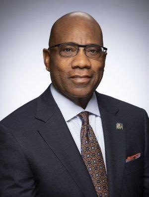 David Wilson, President Morgan State University
