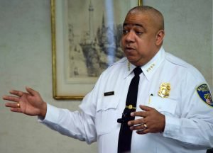 Newsmaker Speaker Series with Police Commissioner Michael Harrison @ Greater Baltimore Committee