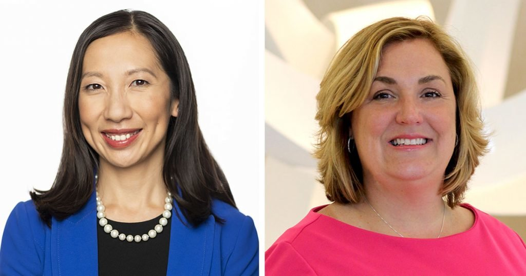Dr. Leana Wen and Dawn O'Neill