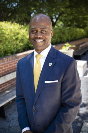 Anthony L. Jenkins, President of Coppin State University