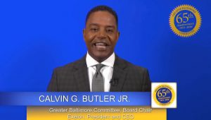 Calvin Butler Annual Meeting 2020