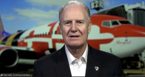 Gary Kelly, CEO, Southwest Airlines