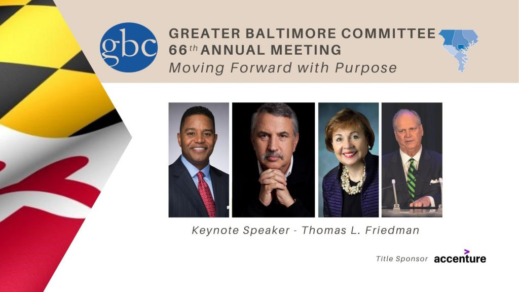 GBC's 66th Annual Meeting: Moving Forward with Purpose @ Virtual Event
