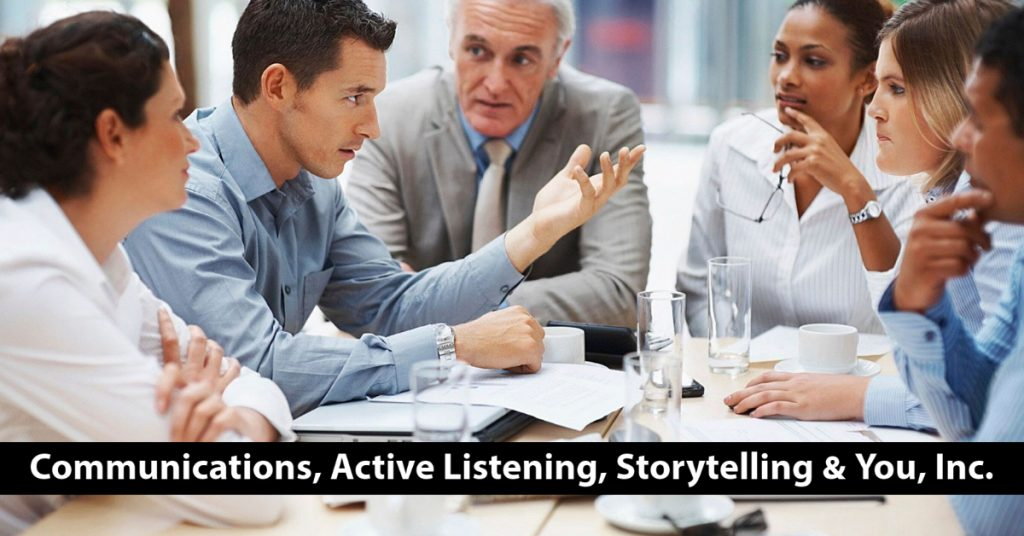 McDonell Communications and Listening