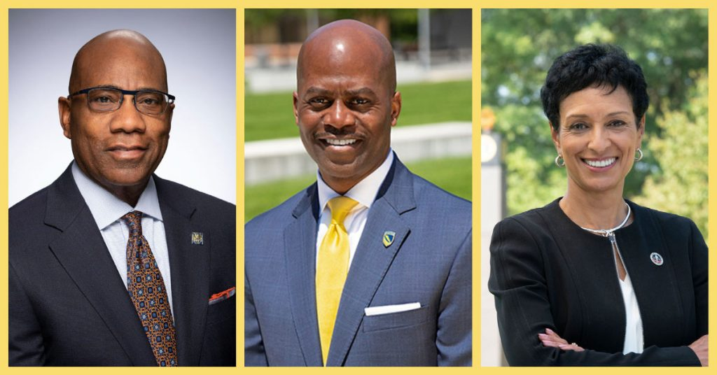 GBC Newsmaker Speaker Series: Maryland's HBCUs -- Hubs of Innovation and Excellence @ Webinar via Zoom